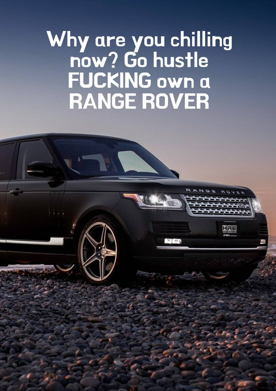 Range rover quotes
