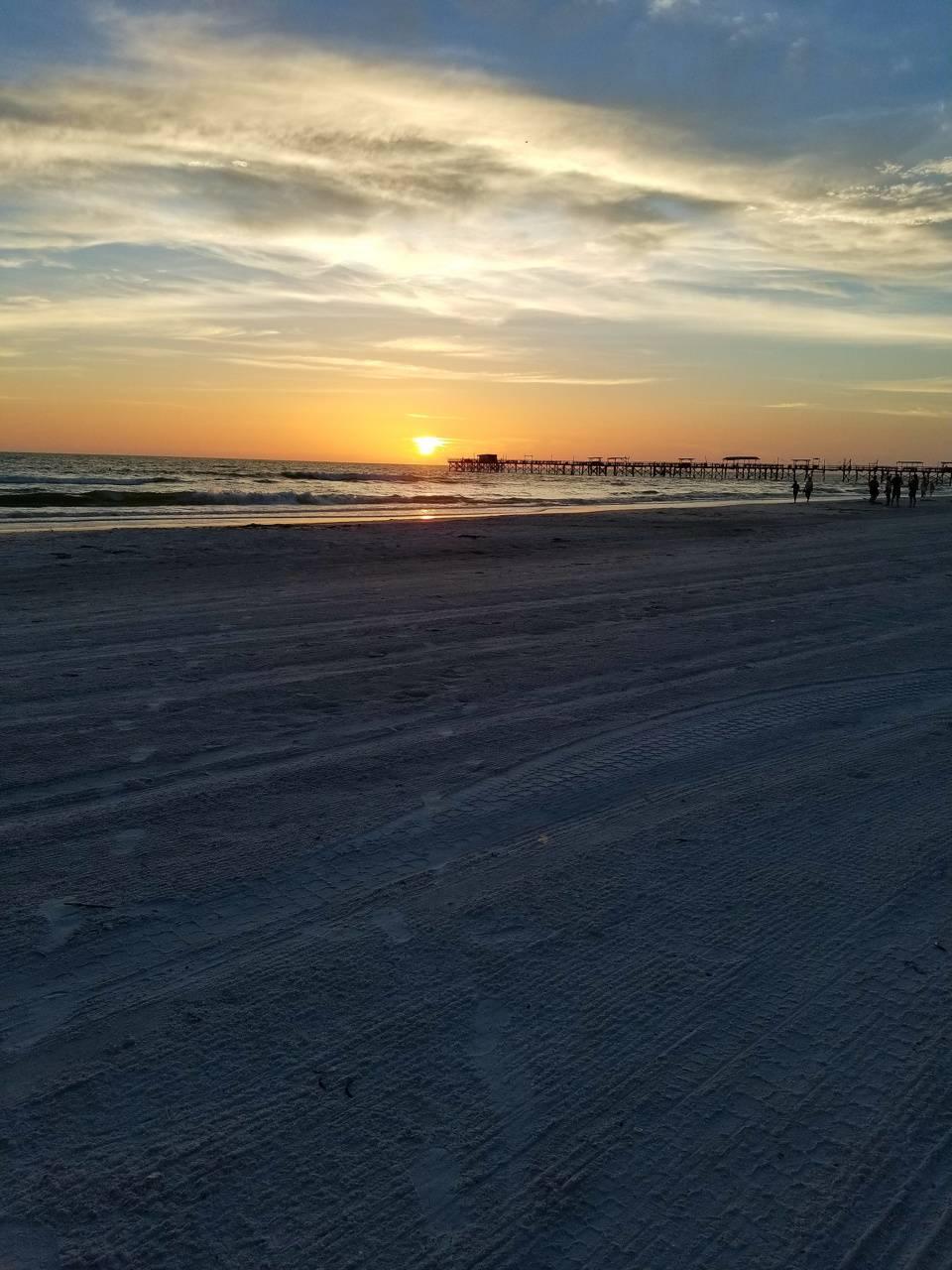 Ah Sunset