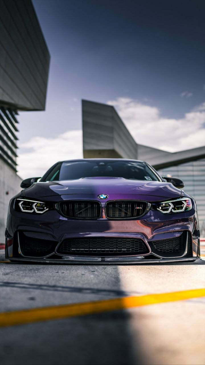 Purple Beamer