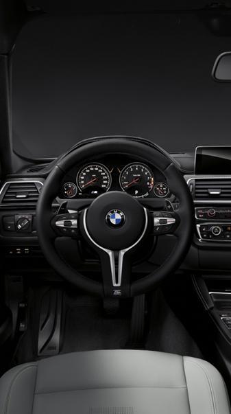 M3 Interior