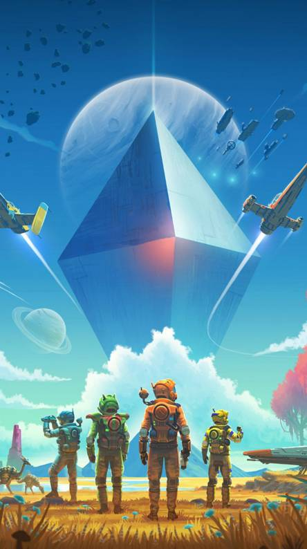 No Mans Sky Wallpapers Free By Zedge