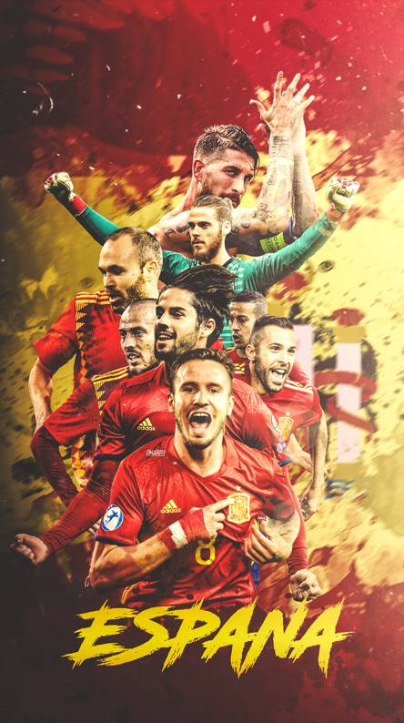 Spain NT