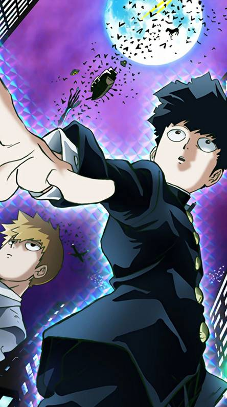 Mob Psycho 100 Wallpapers Free By Zedge