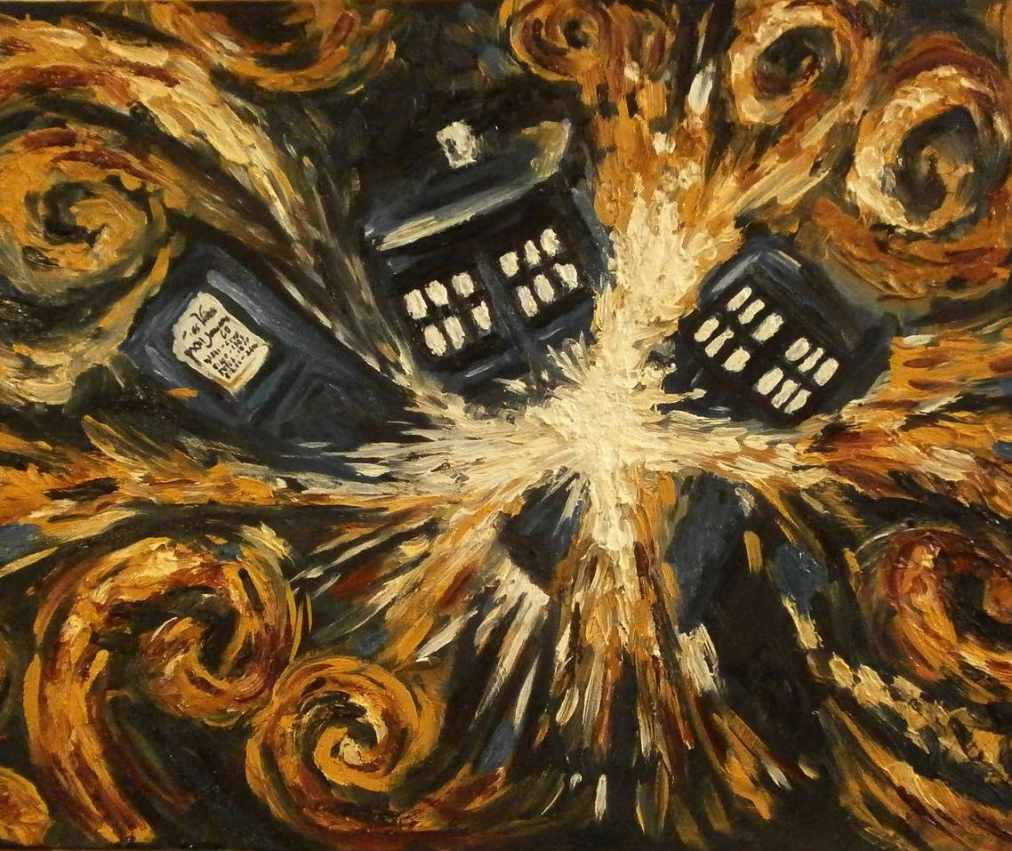 Tardis Wallpaper Iphone: The Pandorica Opens Wallpaper By Mark48948