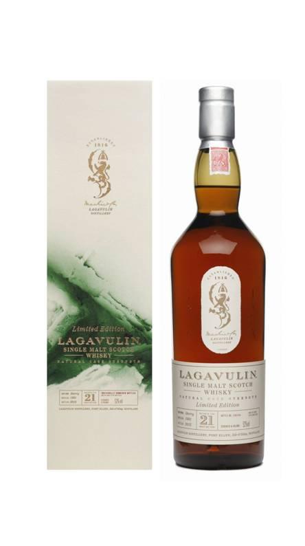 Lagavulin Scotch