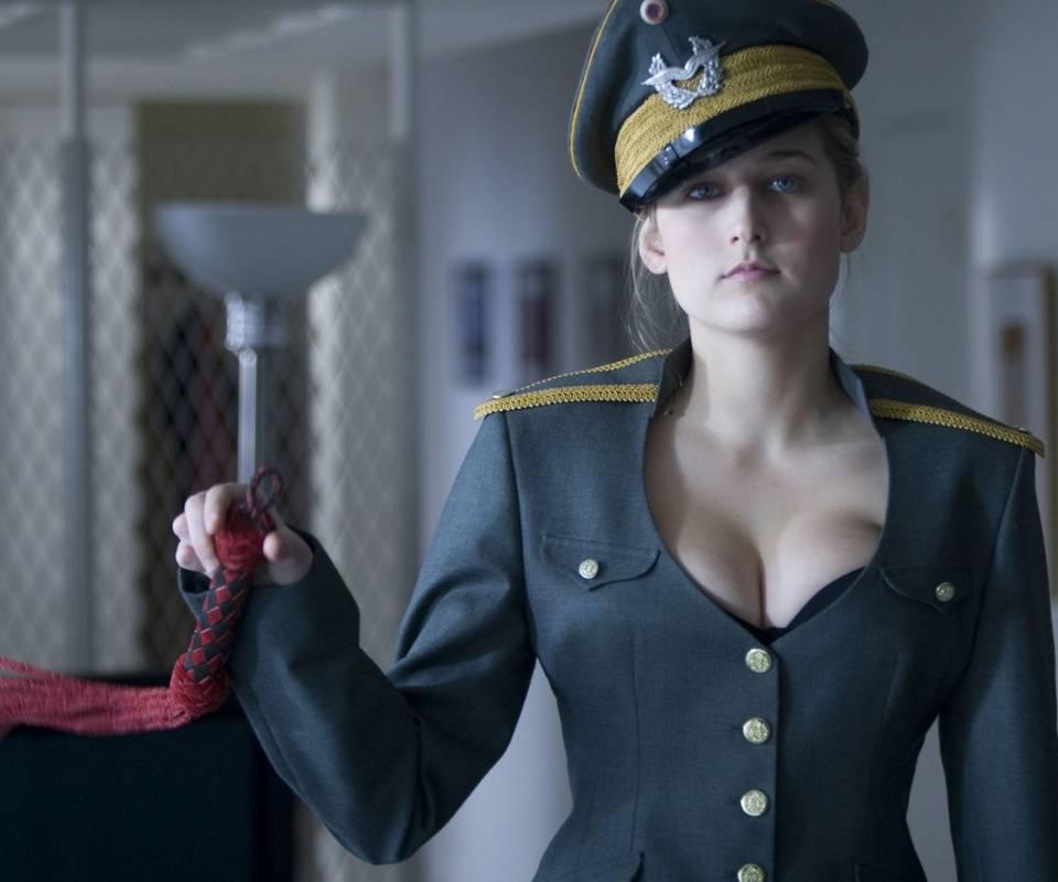 Military Babe