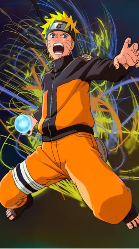Naruto Rasengan Wallpapers