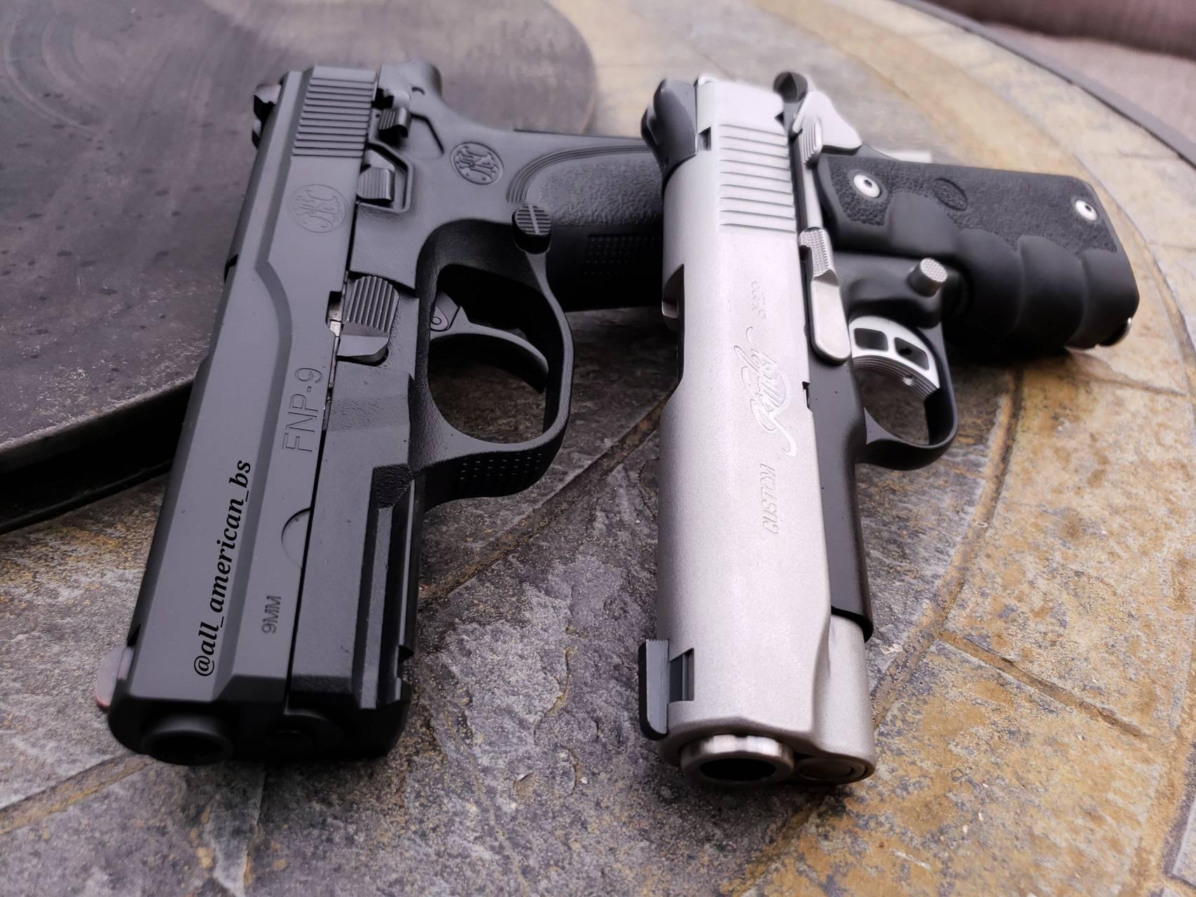 FNP9 Gun