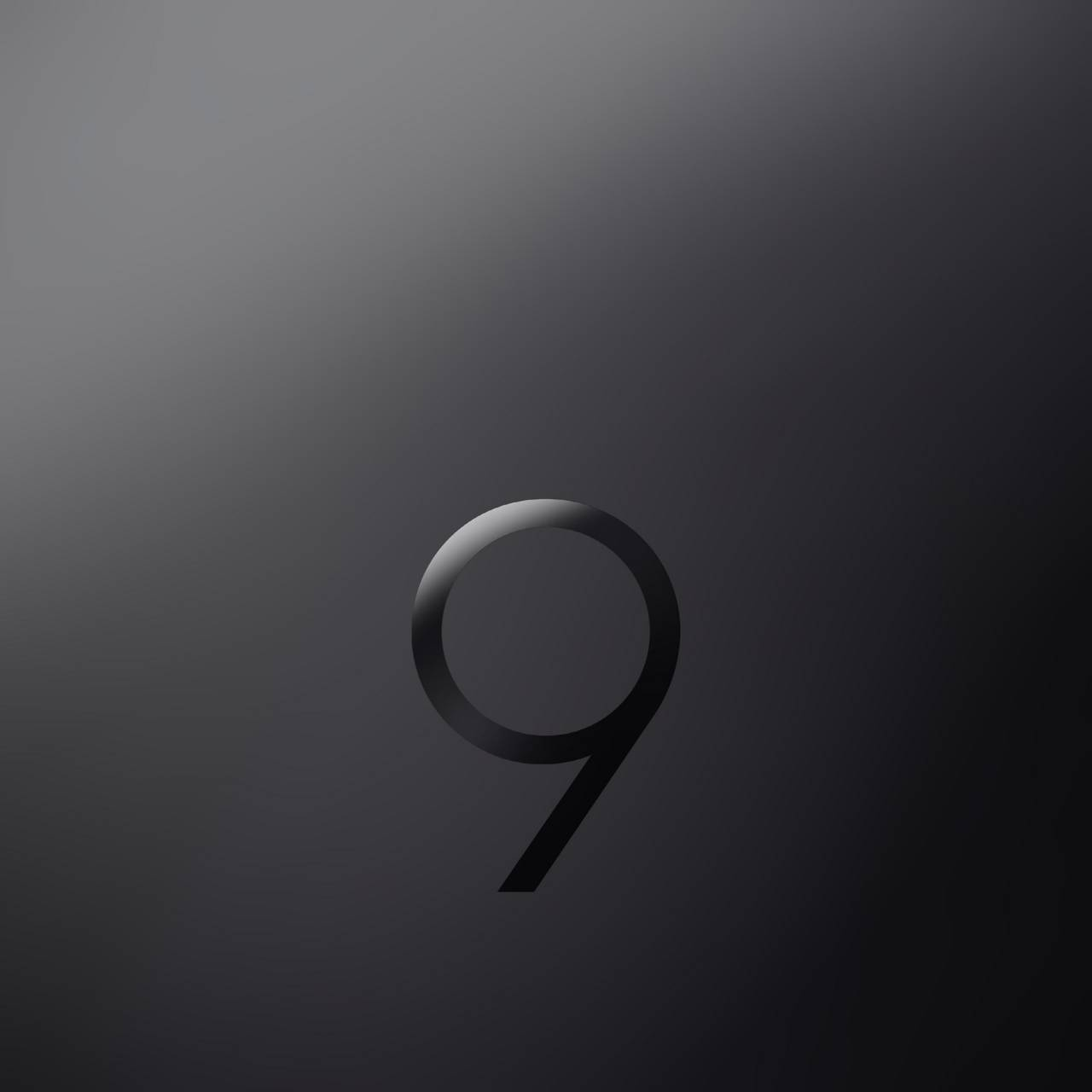 Samsung S9 Gray