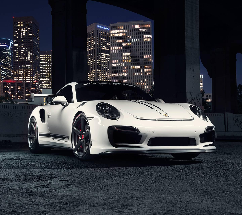 Porsche turbo tuning