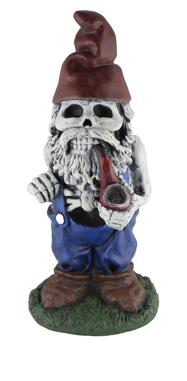 Skeleton Man Gnome