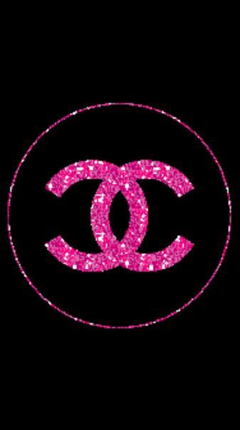 Chanel sparkle logo