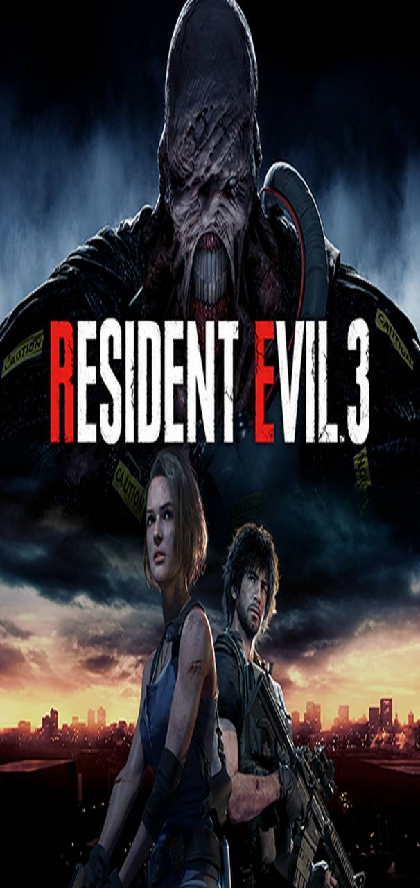 Resident Evil 3 Wallpaper By Lokichaotic B3 Free On Zedge