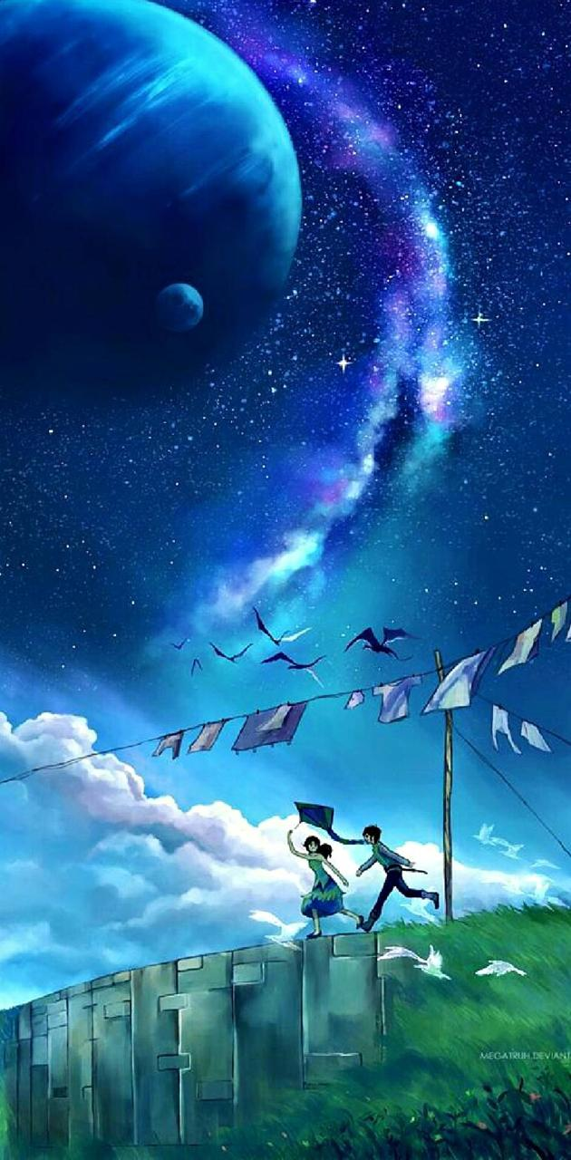 Beautiful freedom