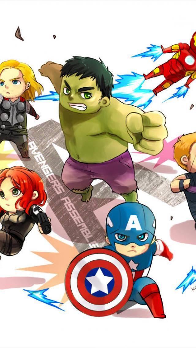 Mini Avengers