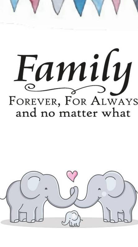 Family always
