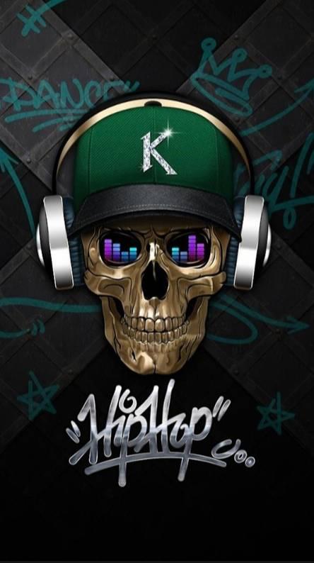 HipHop Skull