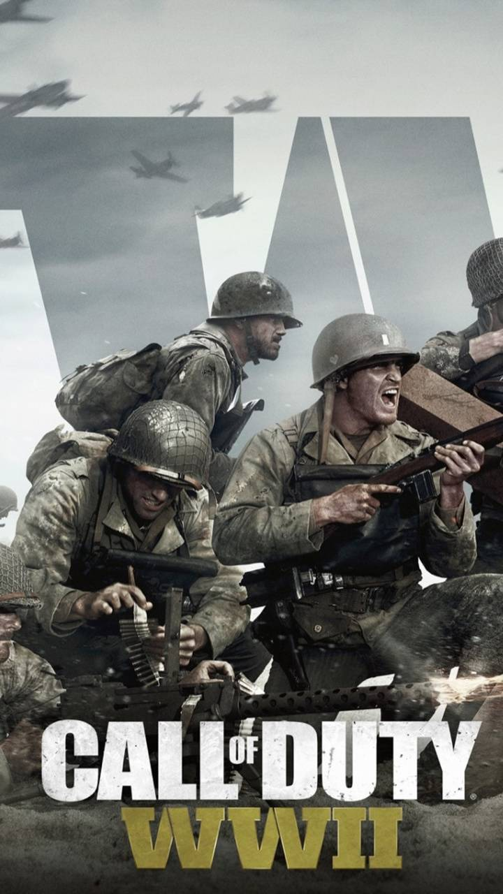 Call Of Duty Wwii Wallpaper By Artii89 53 Free On Zedge