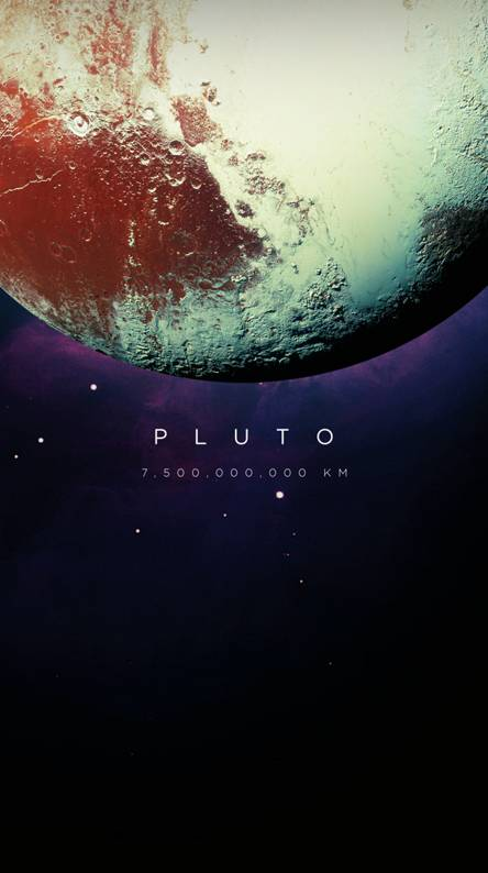Pluto Wallpapers Free By Zedge