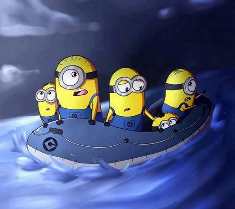 Sailing Minions