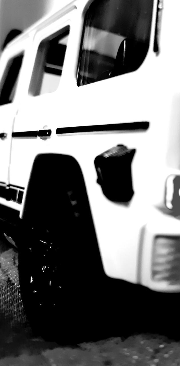 Benz g wagon