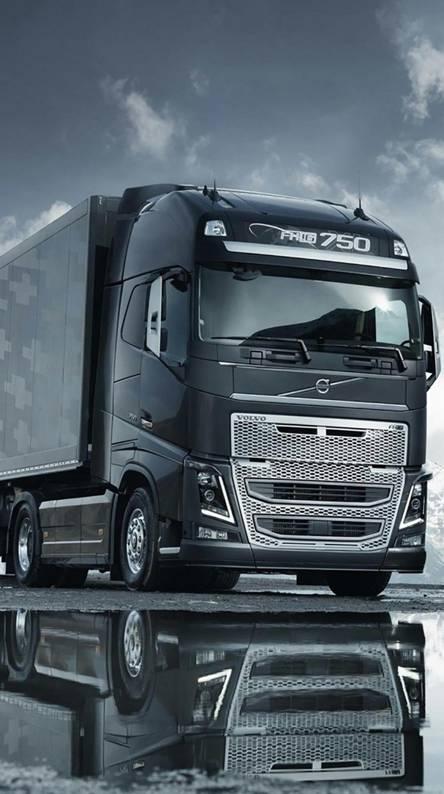 Trucks Volvo 750