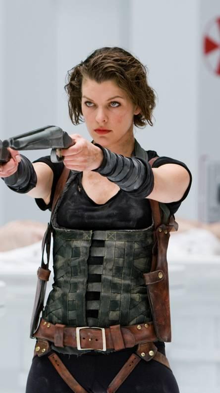 Resident Evil After