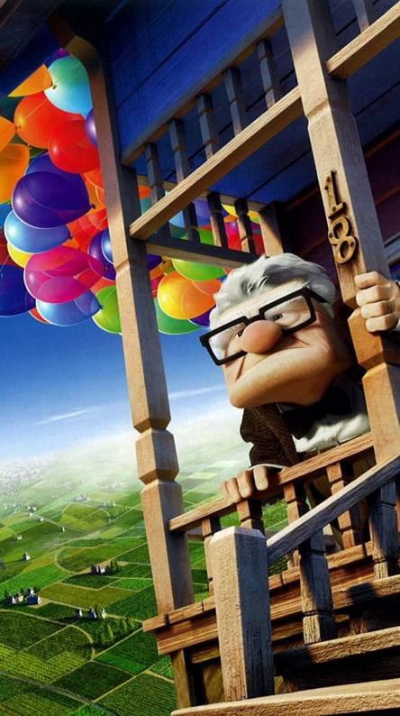 Up Disney Pixar
