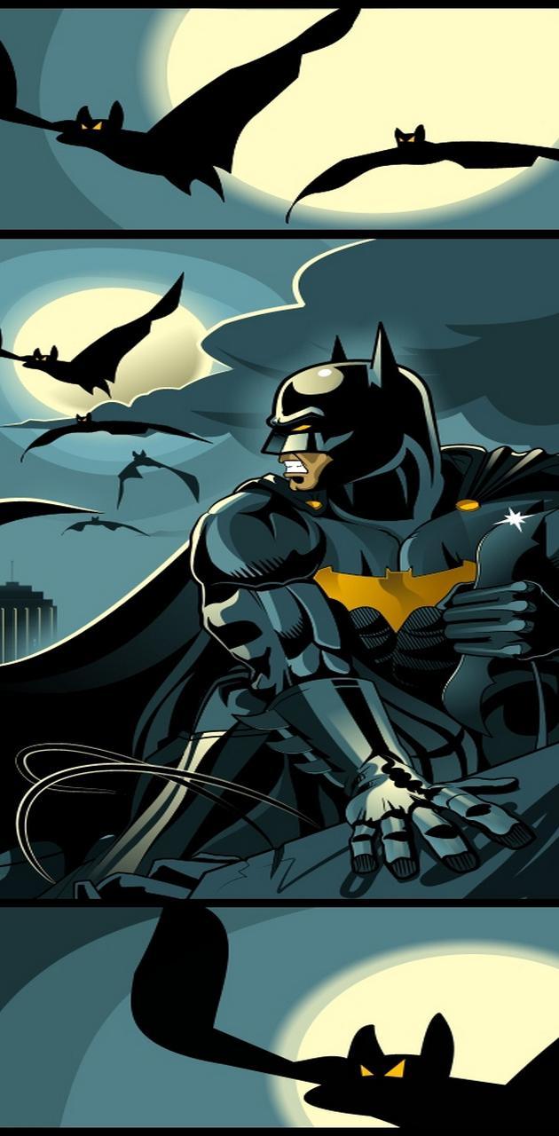 Night Of Bats