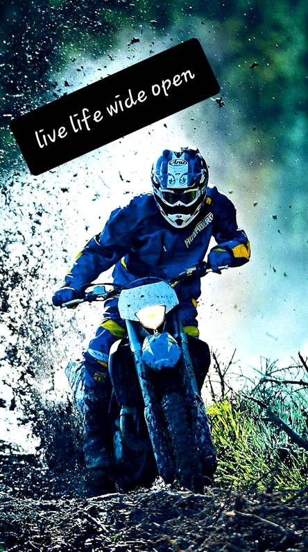 Dirt bike Wallpapers - Free by ZEDGE™