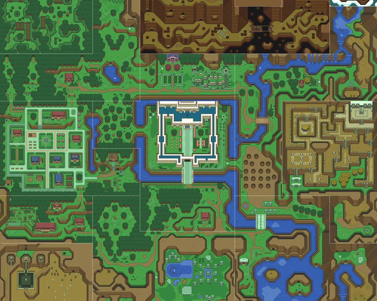 Zelda Lttp
