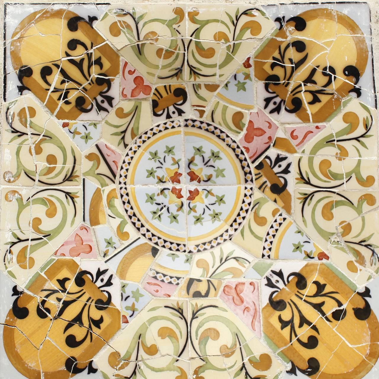 Gaudi Ceramics Iii