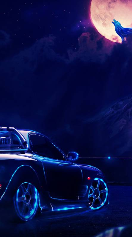 Neon Car Wallpapers Free By Zedge