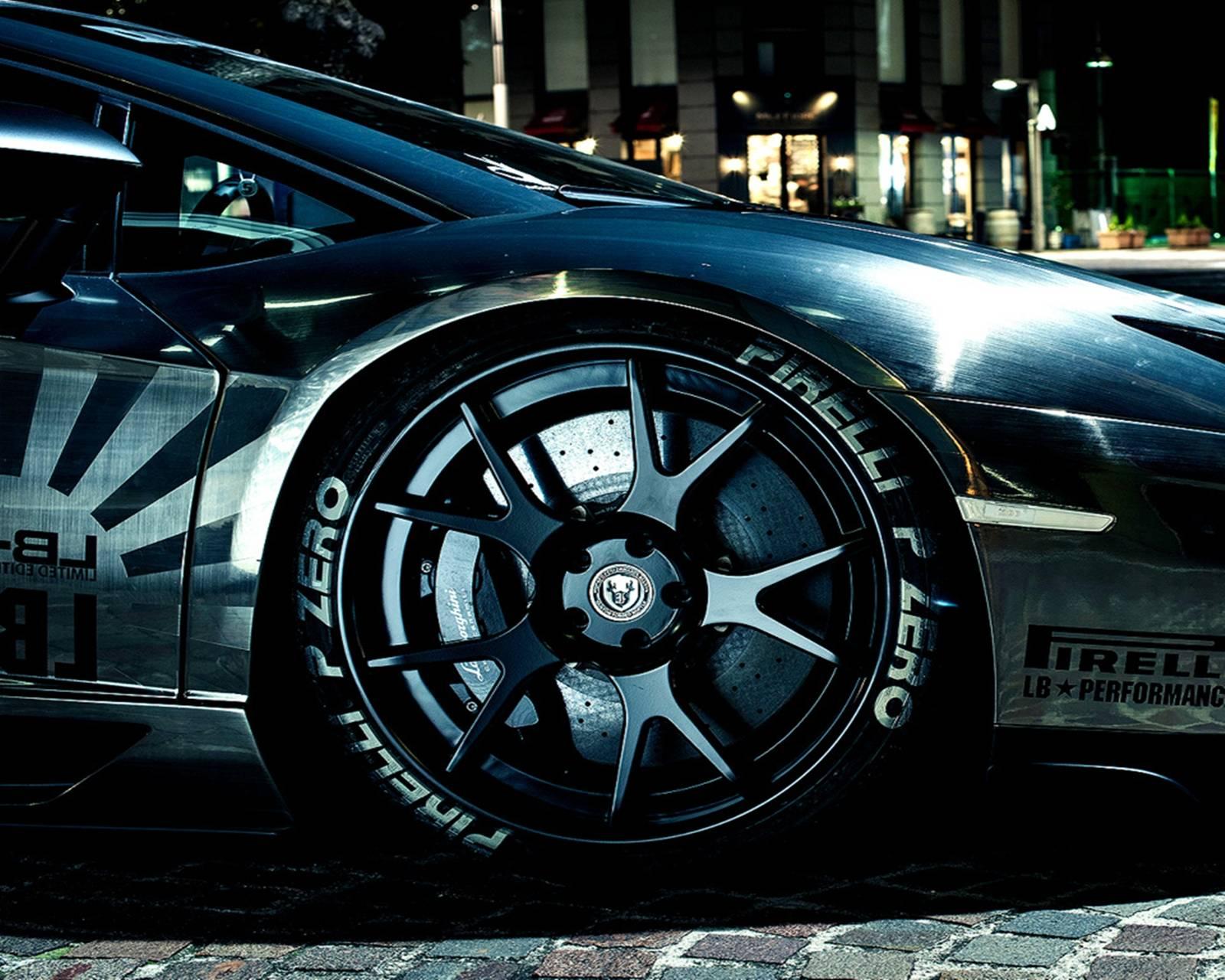 Pirelli Wheels