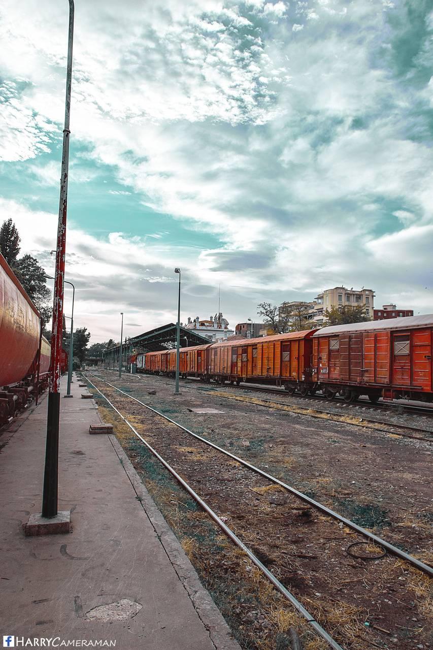 Setif train tramway