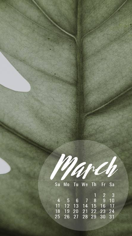 March Green