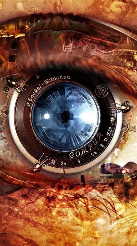 3D Eyes IPhone