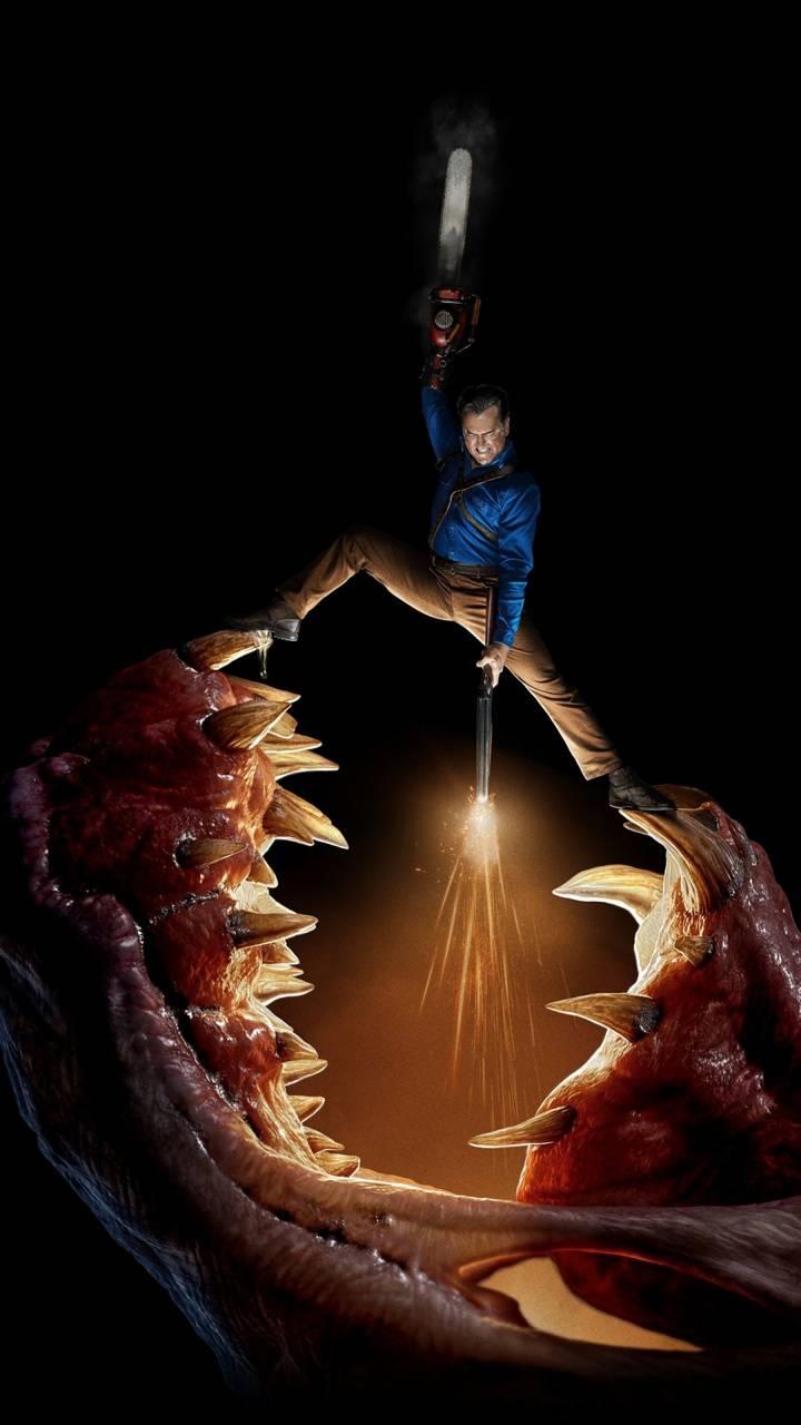 Ash Vs Evil Dead Wallpaper By Pramucc Dd Free On Zedge