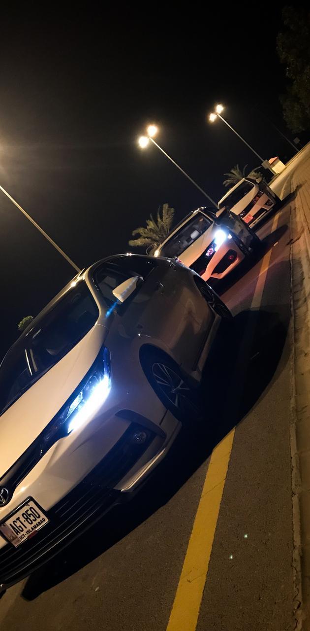 Corolla and Civic