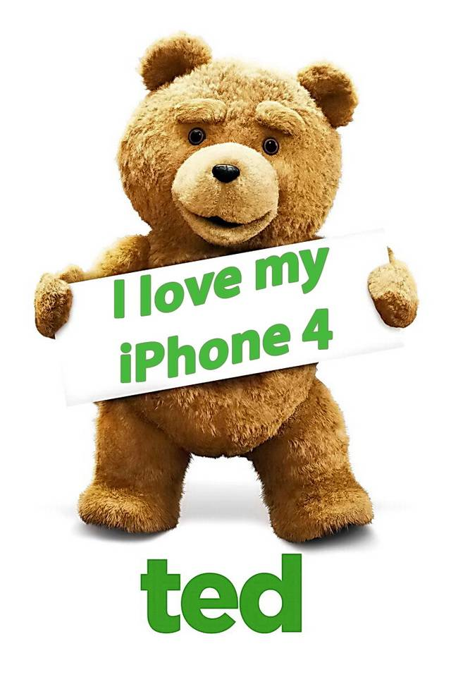 Ted Iphone
