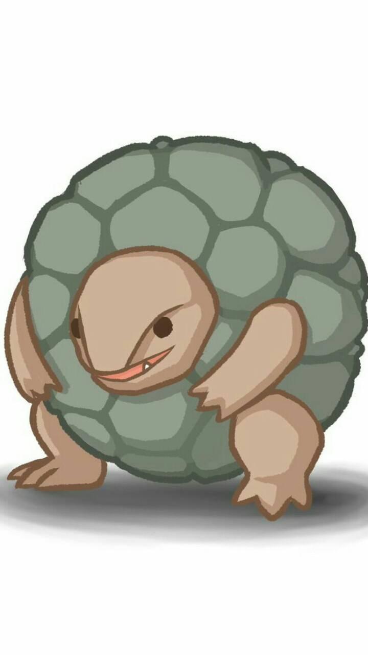 Pokemon Golem