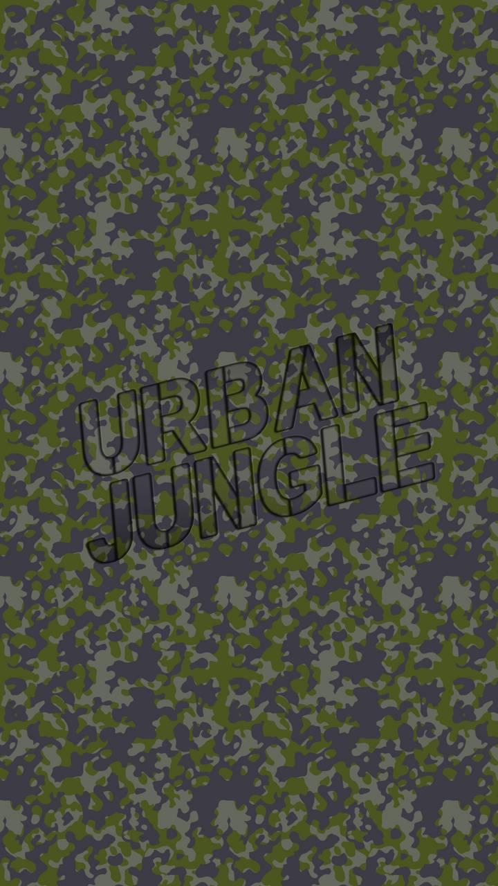 Urban Jungle Camo