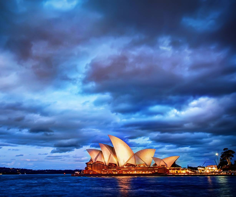 Sydney sunset 01