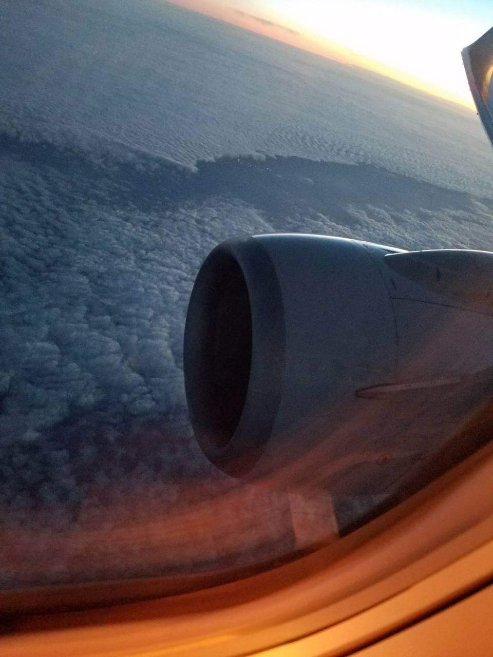 Airplane veiw