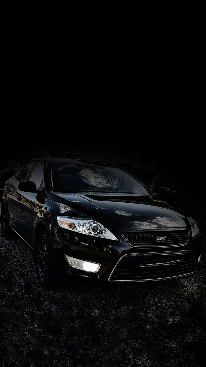 Ford Mondeo 4 Black