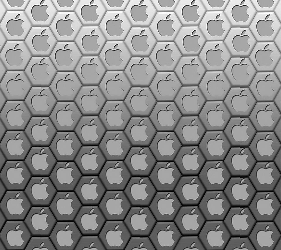 Apple Hexagons