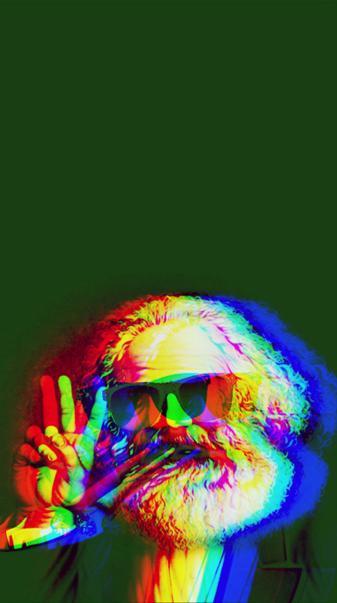 Karl Marx 420