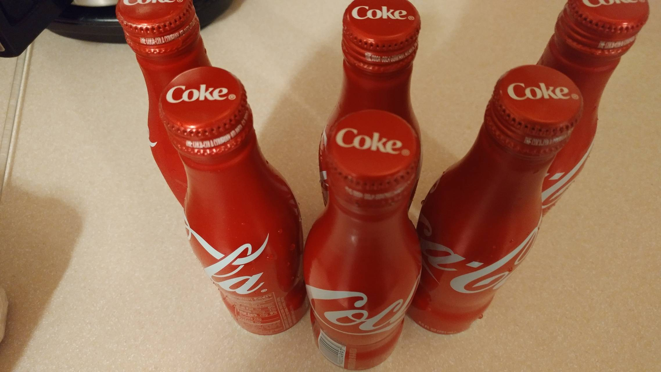 Can Bottle Coke
