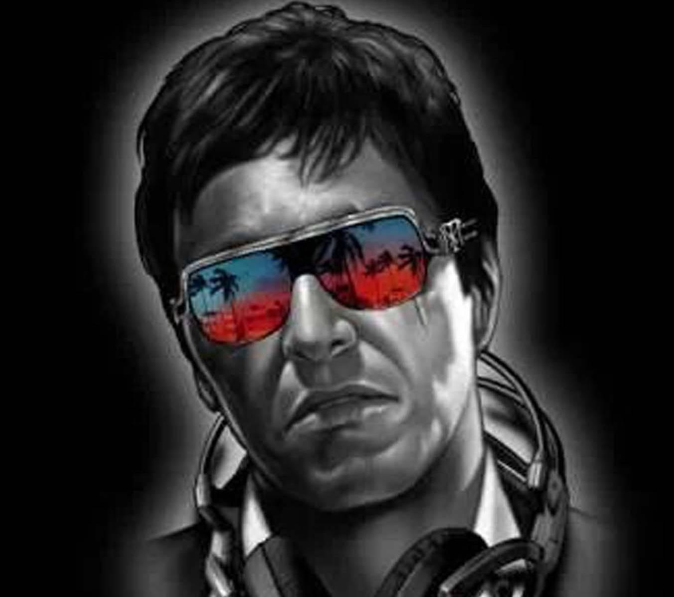 Tony Montana Wallpaper By Octavian4k Aa Free On Zedge
