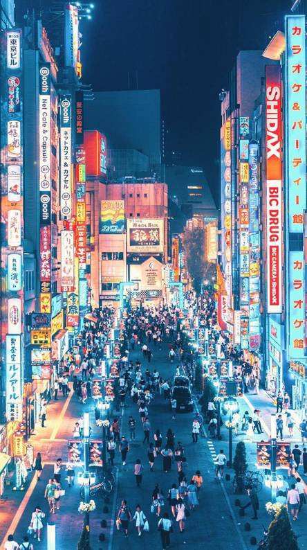 Tokyo Ringtones and Wallpapers - Free by ZEDGE™